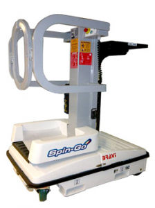 Scissor Lift - Bravi Spin GO