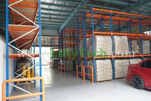Pallet Racking In Warehouse