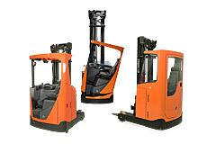 BT Reflex Reach Trucks RRE