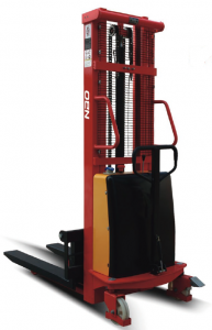 Semi-Electric-Stacker
