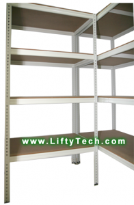 Storeroom Rack 4 Shelves