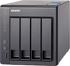 Amazon.com: QNAP TS-431X-2G-USARM-based NAS with Hardware Encryption, Duad  Core 1.7GHz, 2GB RAM, 1 x 10GbE(SFP+) ,2 x 1GbE: Computers & Accessories